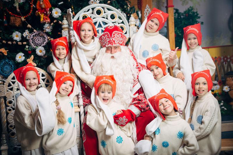 Новости Курган Дед Мороз