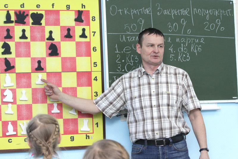 курган шахматная школа