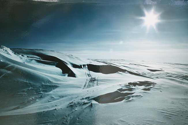 фотовыставка белая земля