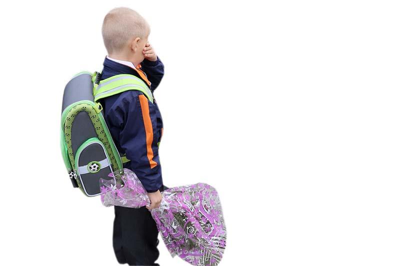 Роспотребнадзор рассказал, сколько должен весить ранец первоклассника