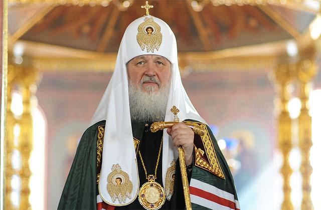 ВКургане ожидают патриарха Кирилла