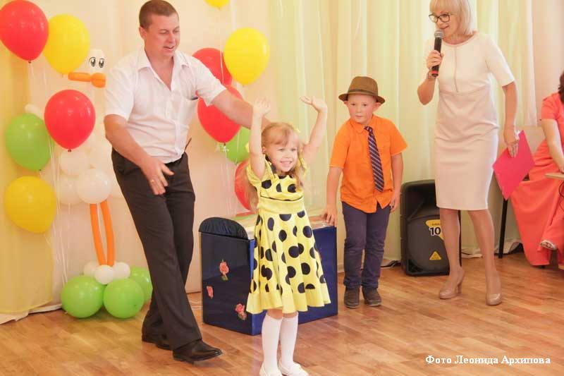 Открылся детский сад «Веснушки».