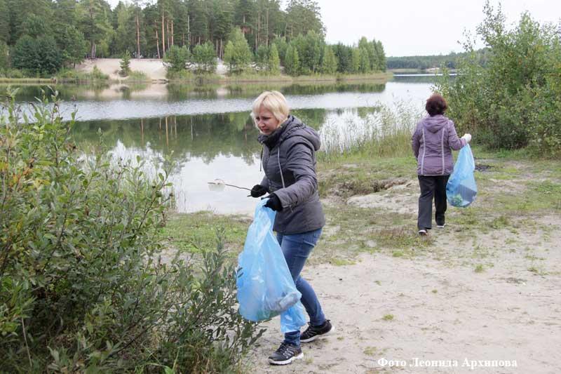Курганцы присоединились к Всероссийскому экологическому субботнику «Зеленая Россия»