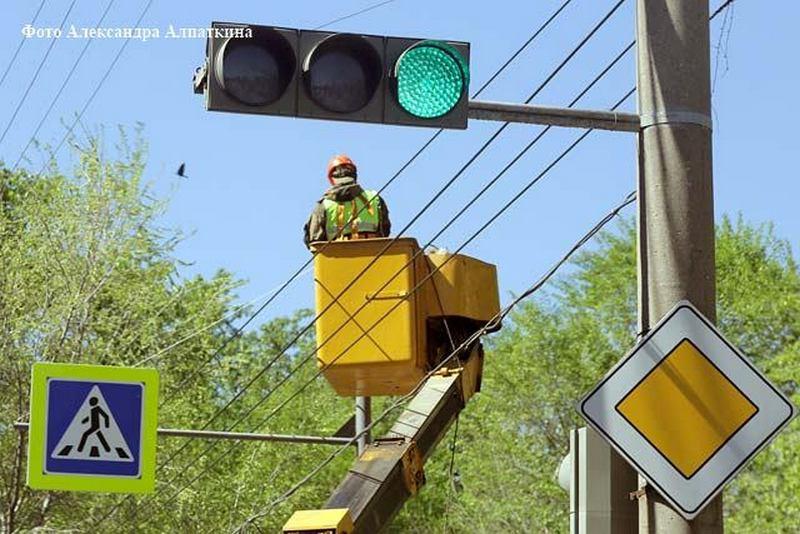 курган новости светофор