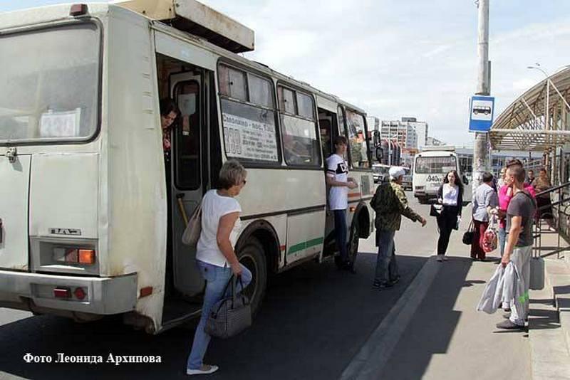 Красноярцев возил автобус снеисправными тормозами