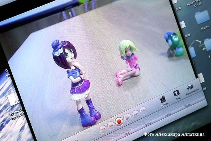 Вмире отмечают международный день анимации
