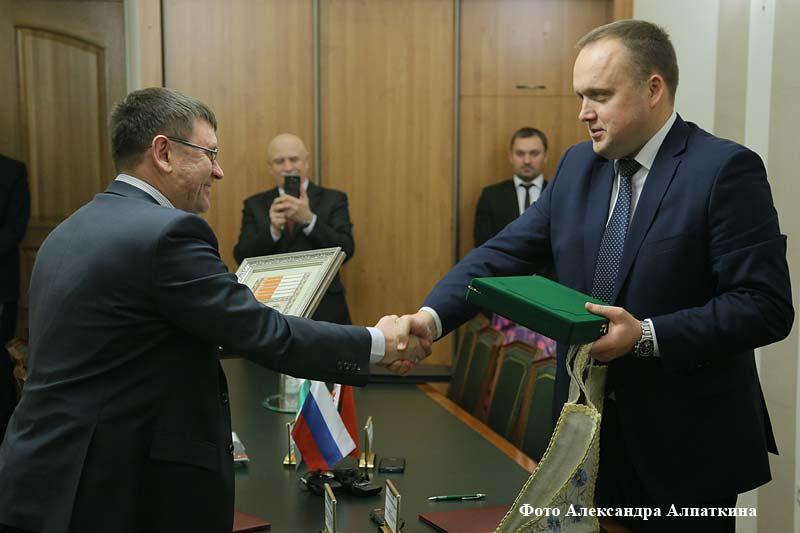Зауралье иБеларусь нацелены нарост товарооборота