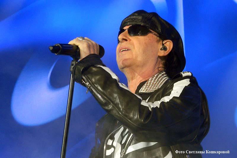 «Scorpions» – «народная группа России»