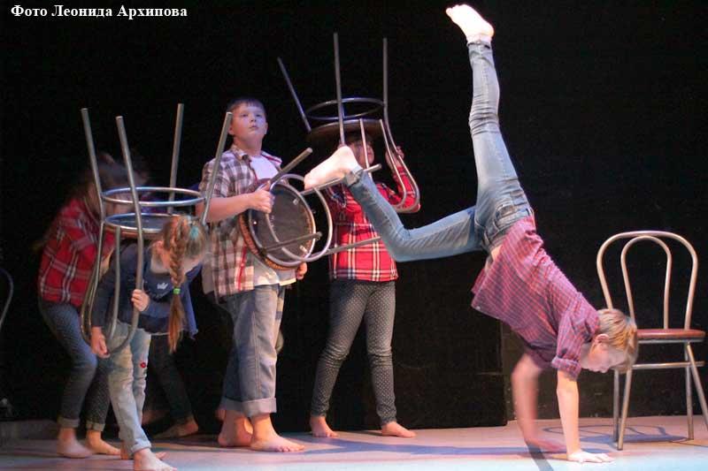Театральный фестиваль «Параллели»
