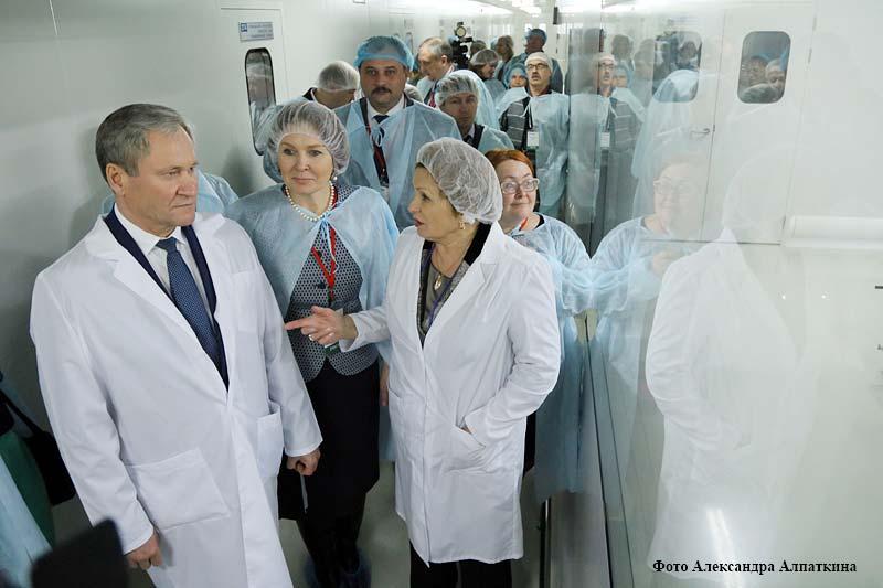 В Кургане запущено производство лекарственных средств на заводе «Велфарм»
