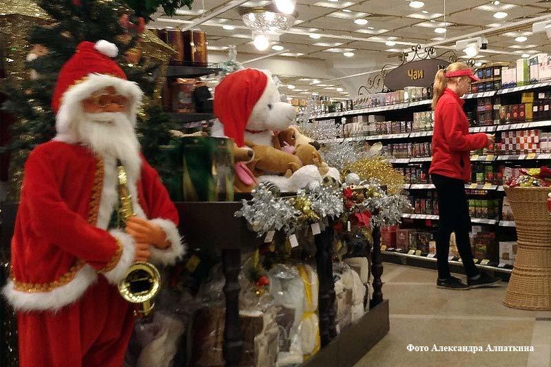 Новости Курган выбор сладких новогодних подарков