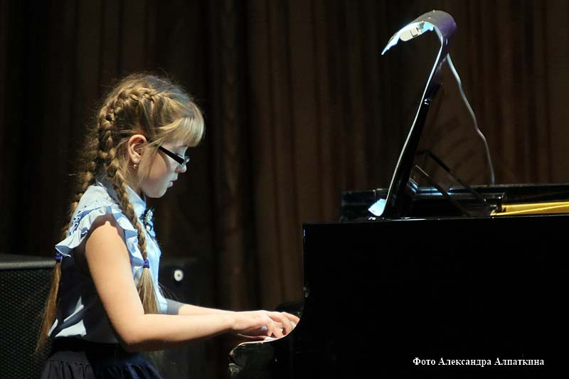 Большой Рождественский концерт детской филармонии