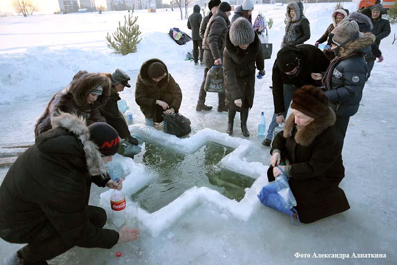ВТатарстане наКрещение оборудуют 107 мест для купания