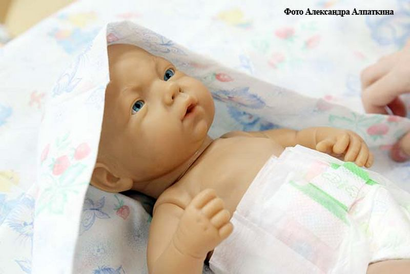 ВЗауралье мамаша малыша забила досмерти