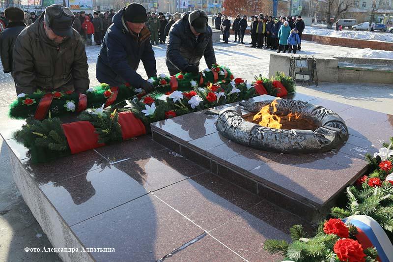 Митинг, посвящённый выводу советских войск из Афганистана