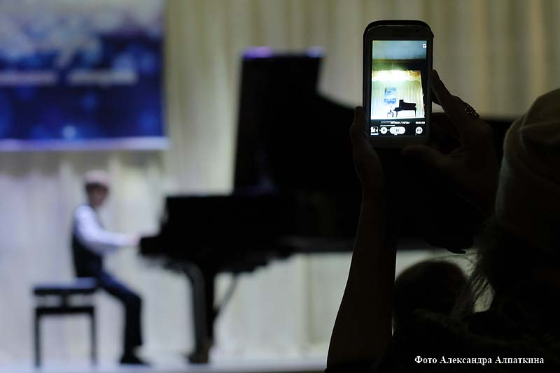 В Кургане состоялся конкурс исполнительского мастерства «Музыкальный звездопад»
