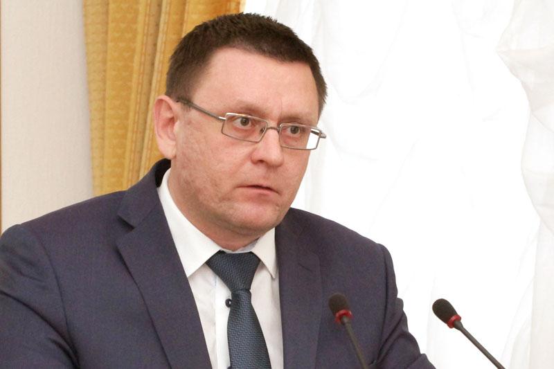 Новости Курган Сергей Чебыкин