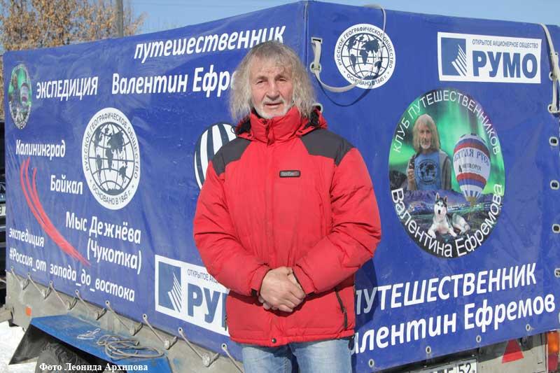 Новости Курган воздухоплаватель Валентин Ефремов