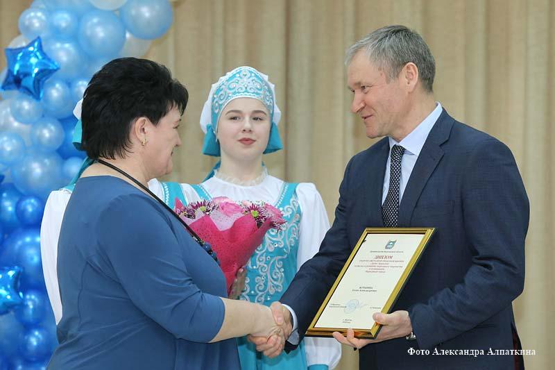 В Кургане вручили премию «Душа Зауралья».
