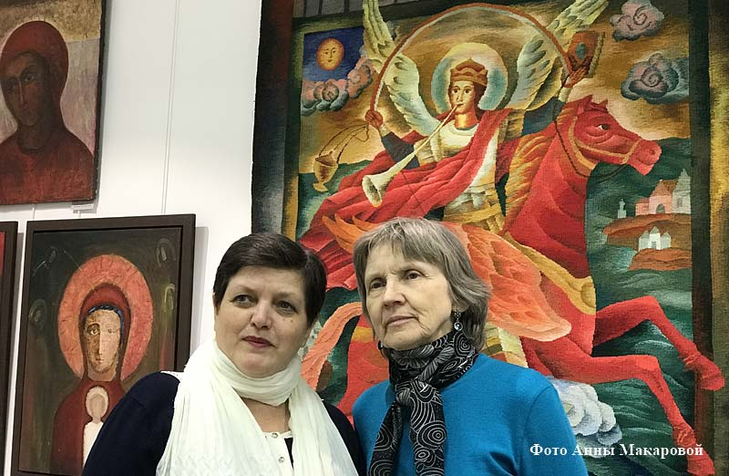 Международный выставочный проект «Крестный путь».