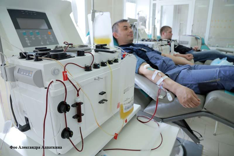 Дни донора пройдут вУльяновске 19 и20апреля