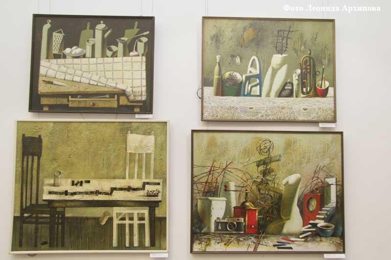 В Кургане открылась выставка «Современное искусство Зауралья»