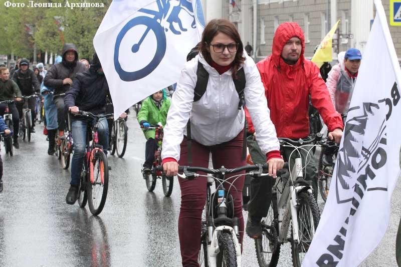 Спортивный праздник состоялся в рамках Единого дня велопарадов России