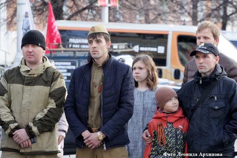 В Зауралье 8 мая стартовал автопробег «Дорога к ветерану».