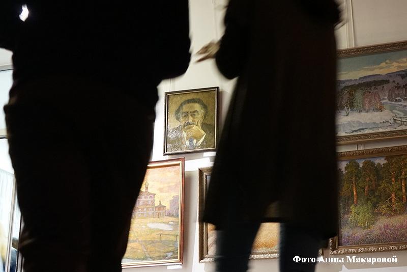 """Культурная акция """"Ночь в музее""""."""