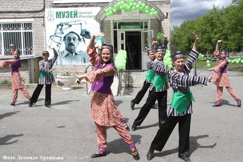 Юбилей музея Центра Илизарова