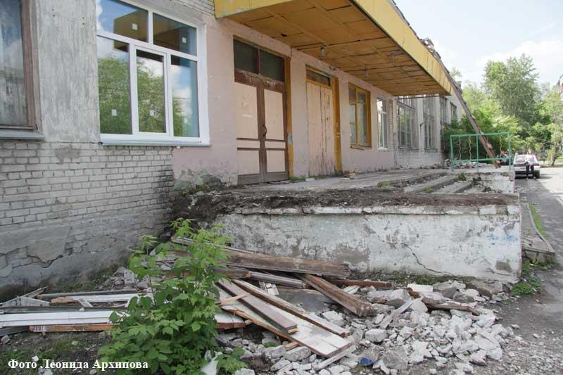 В курганских школах, гимназиях, лицеях и детских садах идёт глобальный ремонт.