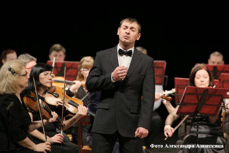 Заключительный концерт сезона 2017-2018 Зауральского симфонического оркестра и солистов Курганской областной филармонии.
