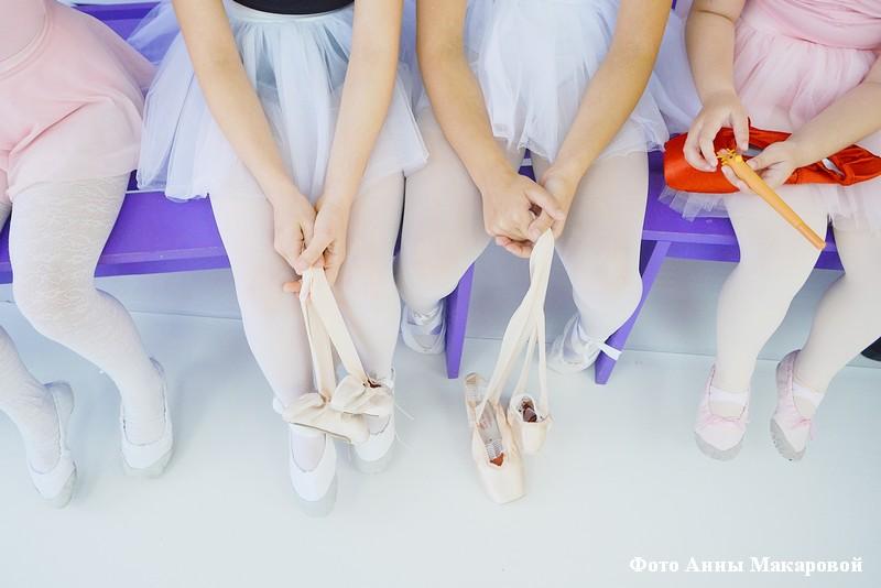Мастер-класс солиста Большого театра России Андрея Меркурьева в курганской школе балета