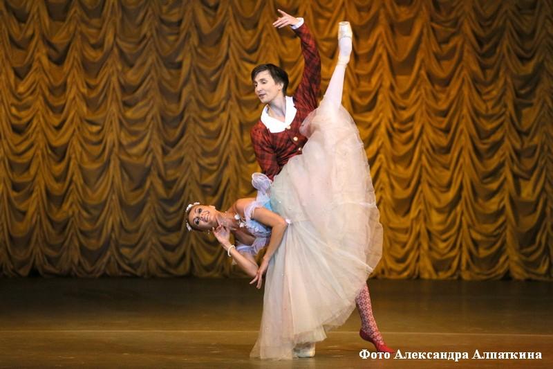"""Гала-концерт артистов балета Большого театра """"Андрей Меркурьев. Признание""""."""