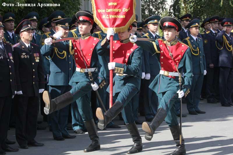 Престольный праздник Александровского кафедрального собора в Кургане.
