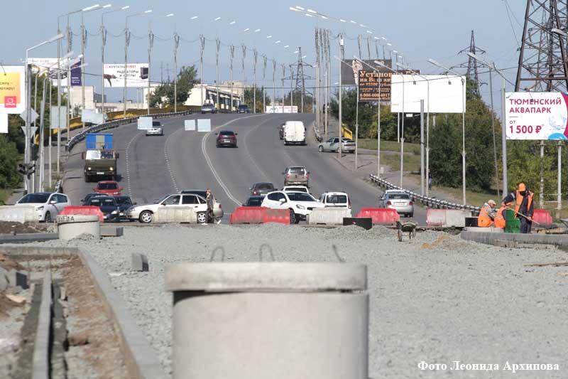 Реконструкция улицы Бурова-Петрова.