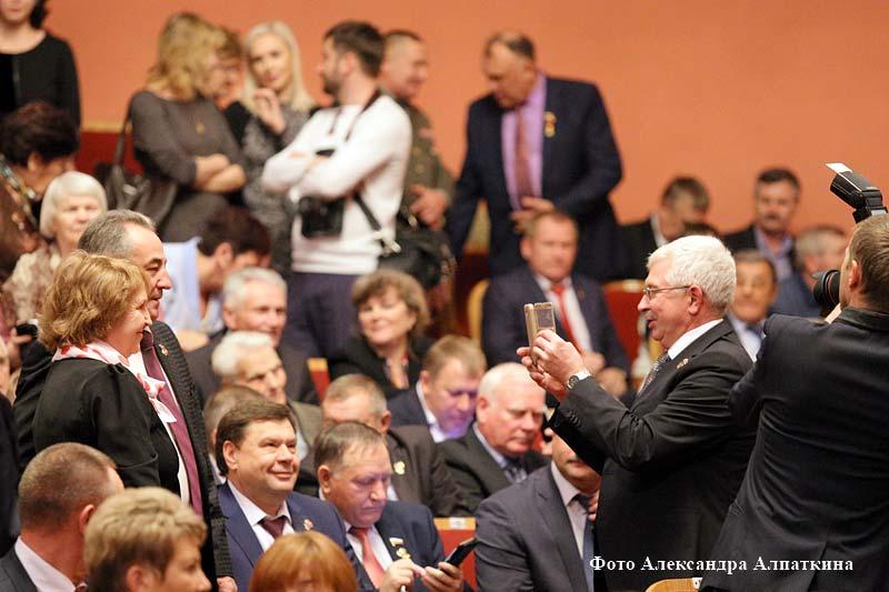 Зауральские комсомольцы встретились на торжестве, посвящённом 100-летию ВЛКСМ.