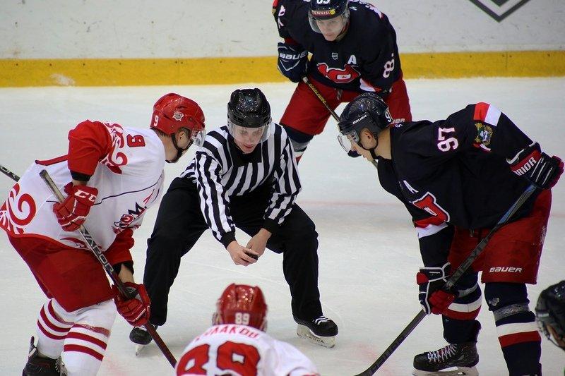 Новости Курган Курганская команда в рамках первенства ВХЛ
