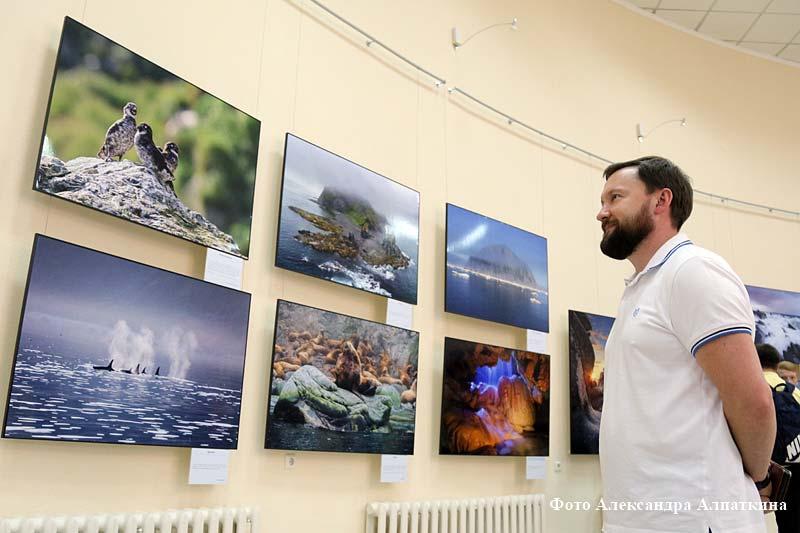В Кургане открылся пятый Общероссийский фестиваль природы «Первозданная Россия»