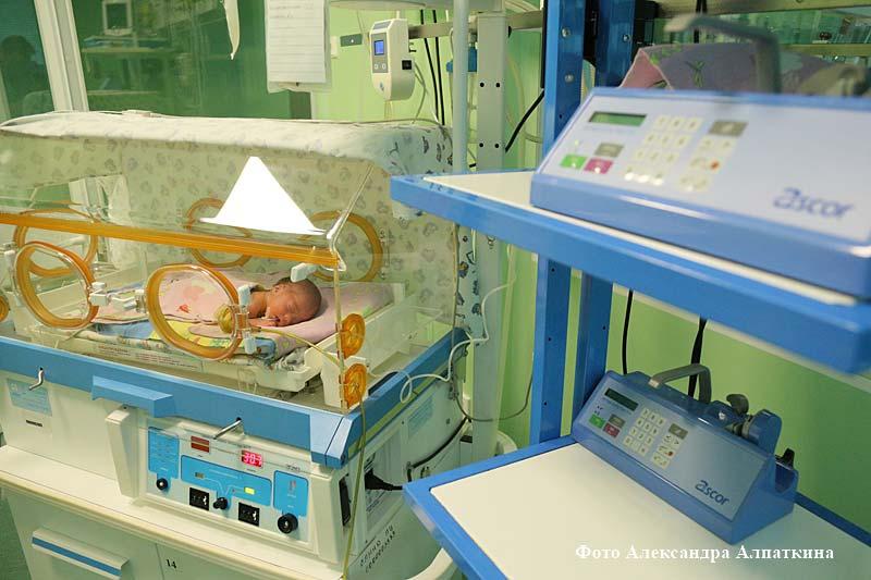 Новости Курган процент выживаемости недоношенных детей