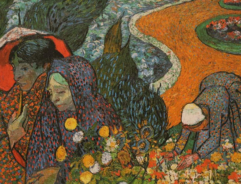 Выставка 70-и знаменитых картин Ван Гога.
