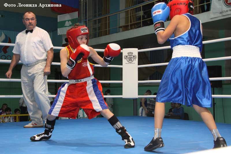 новости Курган первенство «Юности России» по боксу