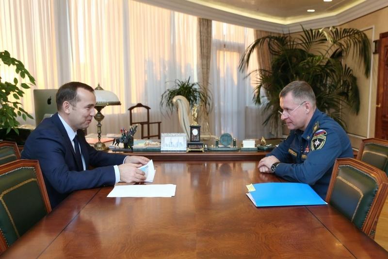 новости курган шумков министр мчс россии