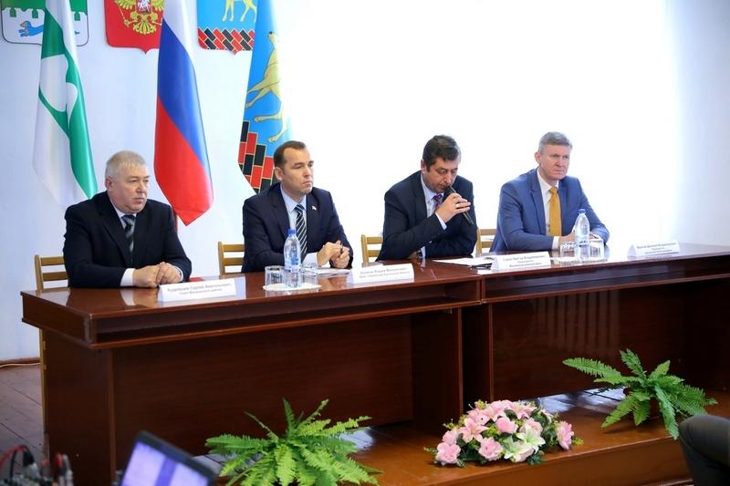 Новости Курган Шумков Глава Мишкинского района