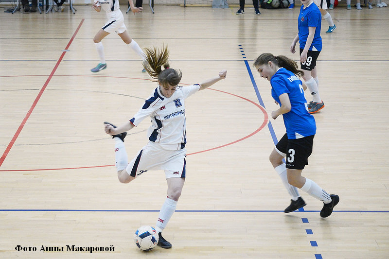 Новости курган женский мини-футбол