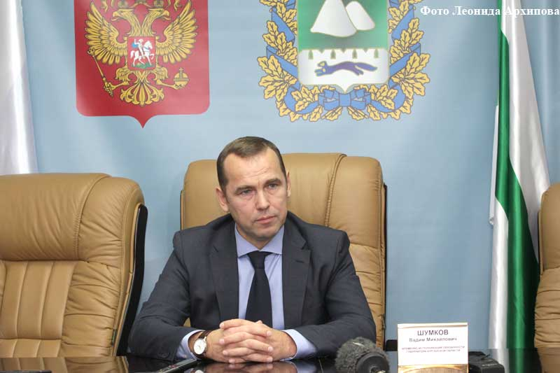 Новости Курган Шумков
