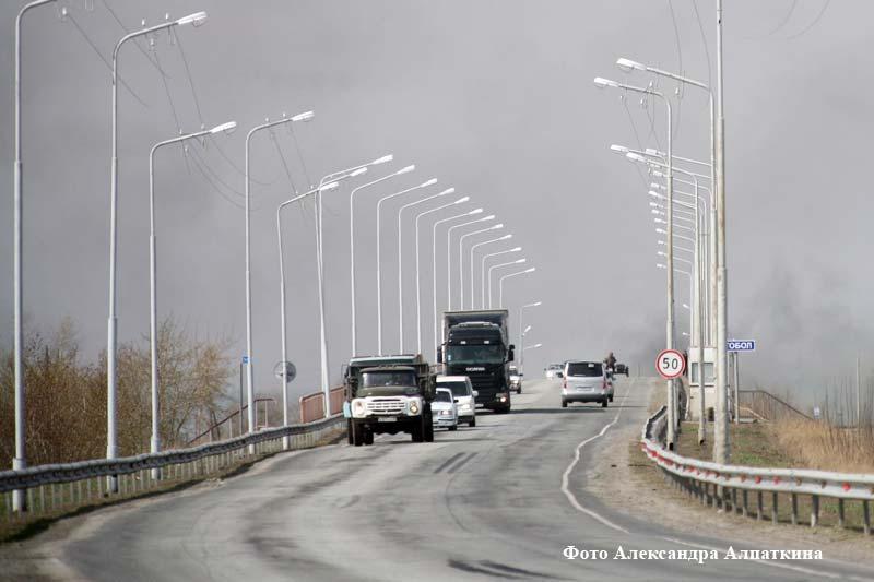 новости курган дорога омский мост