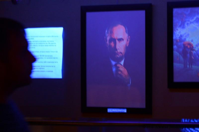 """В музеях Кургана прошла культурная акция """"Ночь в музее""""."""