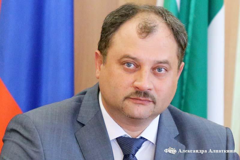 Новости Курган глава города Сергей Руденко