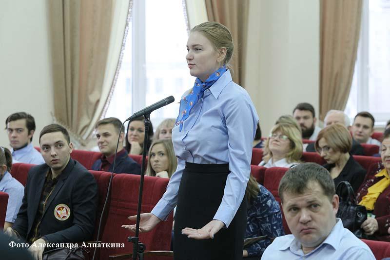 Вадим Шумков встретился с преподавателями и студентами КГУ